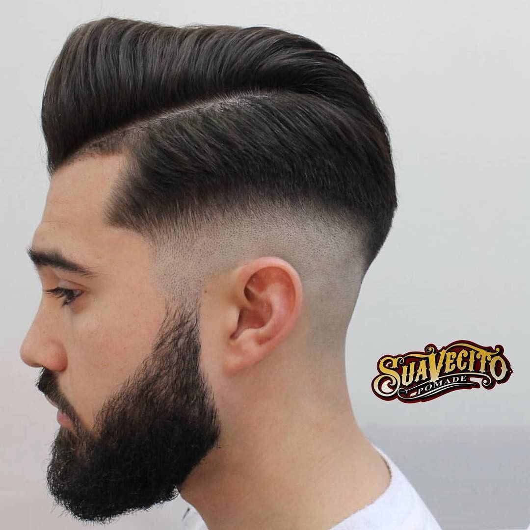 Smooth Matte Finish Achieved With Suavecito Firme Clay Pomade Themoustachesv Suavecito Barber Hair Pomade Latest Hair Color Hair