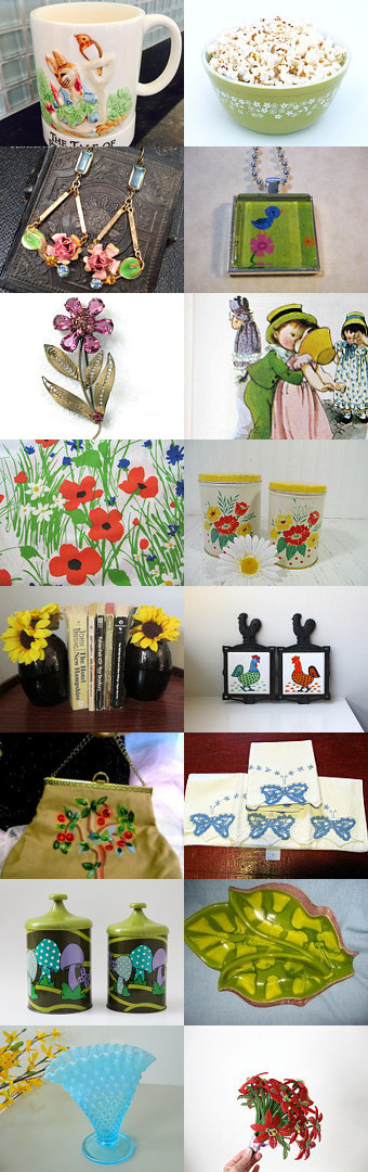 ESPTEAM - Spring Fling by Kira on Etsy--Pinned with TreasuryPin.com