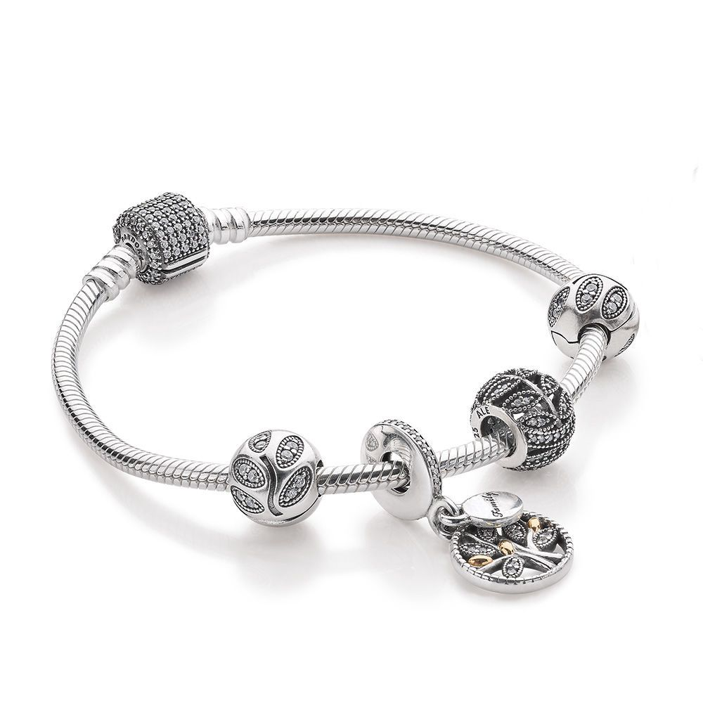 08b1dbe36 Family Tree Bracelet - Pandora US | PANDORA eSTORE | Gifts old ...