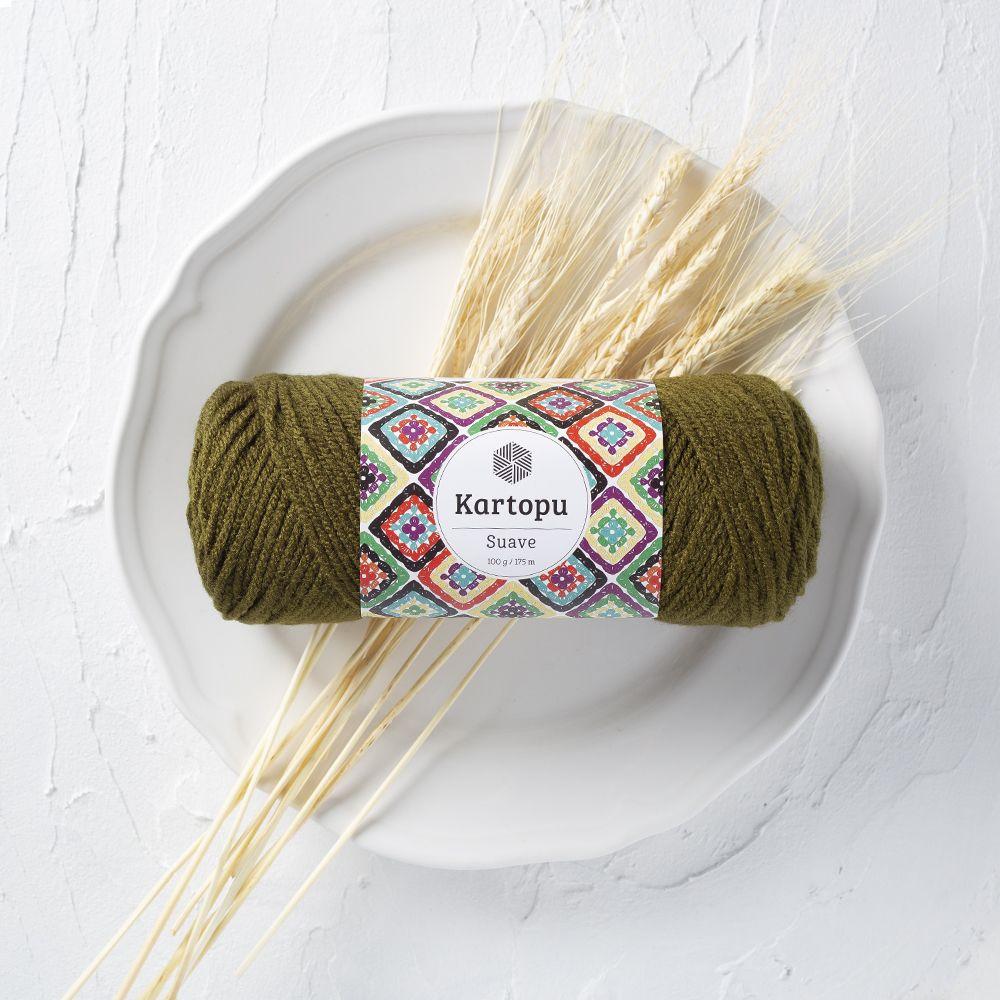 Kartopu Suave Cheap yarn, Storing craft supplies