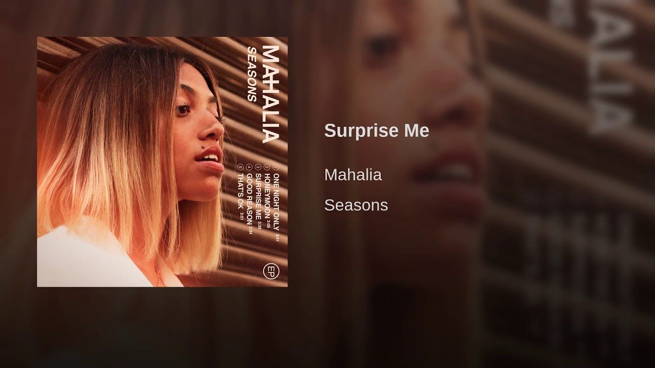 Surprise Me Provided to YouTube by Warner Music Group