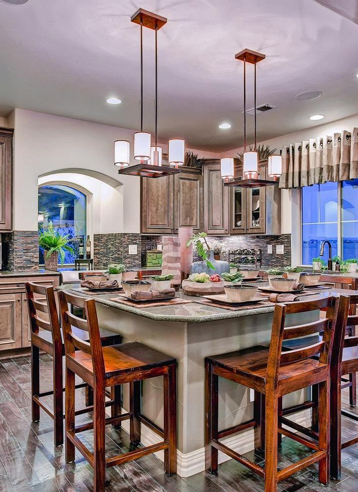 Kitchen Island With Built In Dining Table With Kitchen Island Lighting Stores Near Me Kitchen Furniture Design Kitchen Island Lighting Kitchen Design Small
