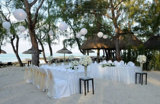 Beautiful Wedding Venue In Le Touessrok Mauritius Wedding