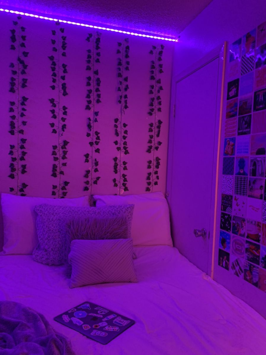My Aesthetic Bedroom 3 In 2020 Room Inspiration Bedroom Chill Room Dreamy Room