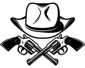 outlaw clip art etsy wild west pinterest clip art rh pinterest com old west clipart free old west clip art free