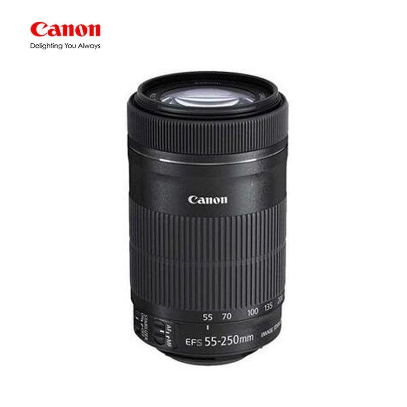 Canon 55 250 Stm Lens Canon Ef S 55 250mm F 4 5 6 Is Stm Lenses For 650d 700d 750d 760d 1200d 1300d T3i T6 T5i T5 60d 70d 80d Wh Storecharger