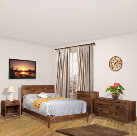 Zephyr Bedroom Furniture Set Bedrooms, Furniture sets and Solid wood
