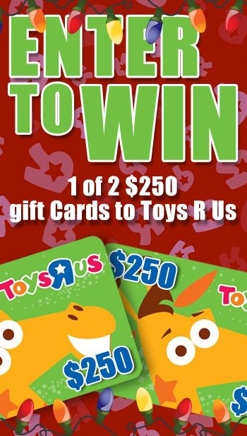 Win Gift Cards Toys R Us Gifts Jungle Jim S
