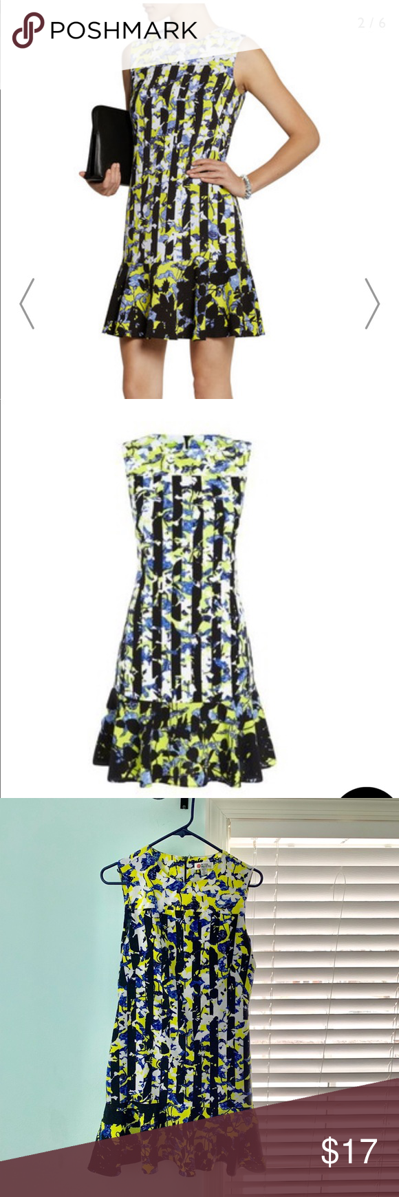 Peter Pilotto For Target Green Floral Dress Green Floral Dress Floral Dress Dresses [ 1740 x 580 Pixel ]