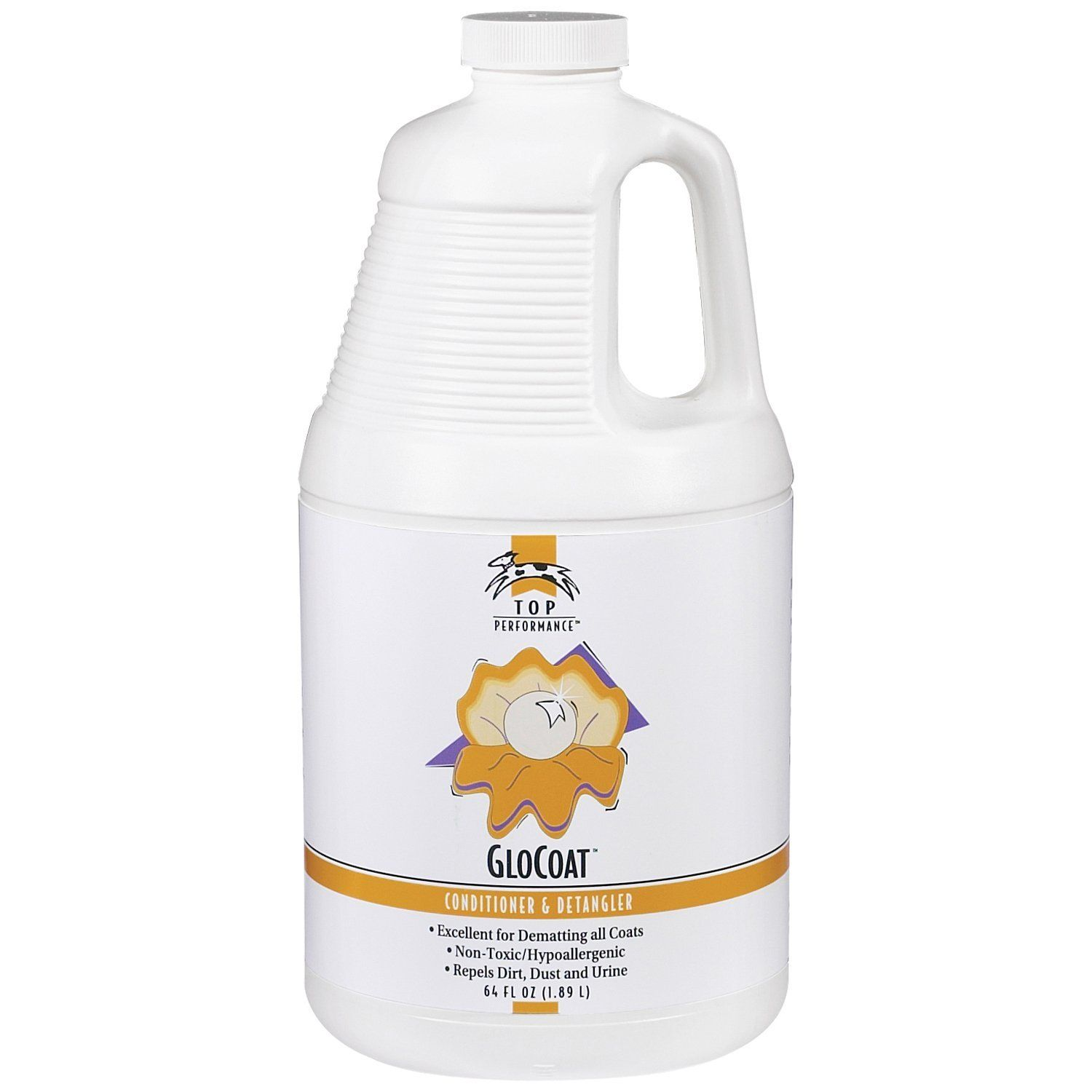 Top Performance Glocoat Pet Conditioner And Detangler 12 Ounce