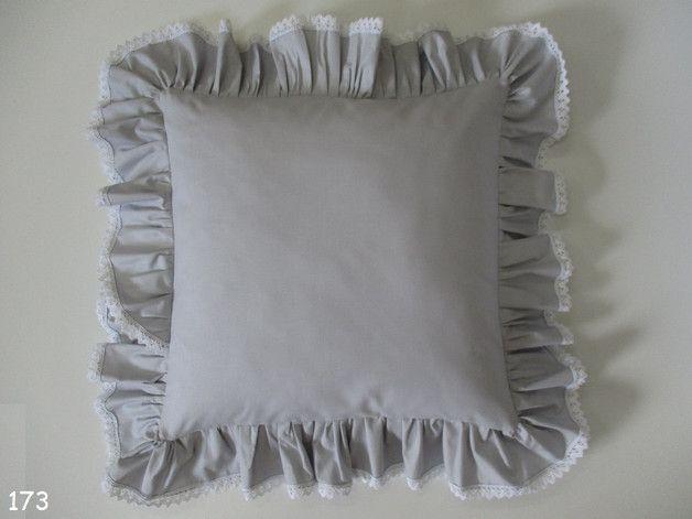 1 Stuck Kissenbezug 40x40 Cm Aus Baumwolle Front Fertig Und