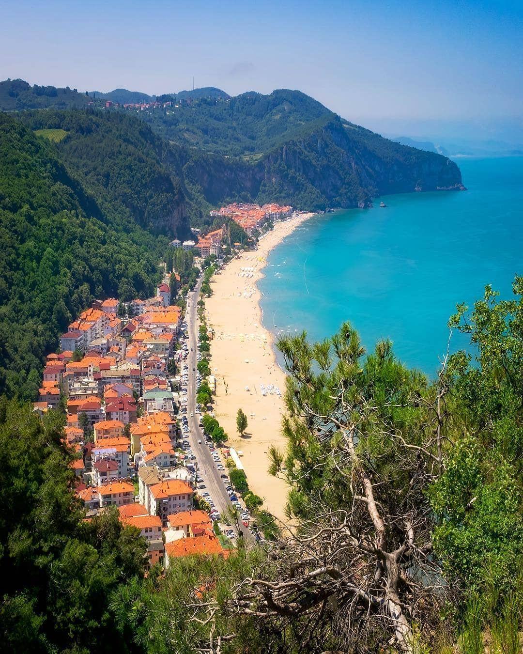 Black Sea Region In Turkey