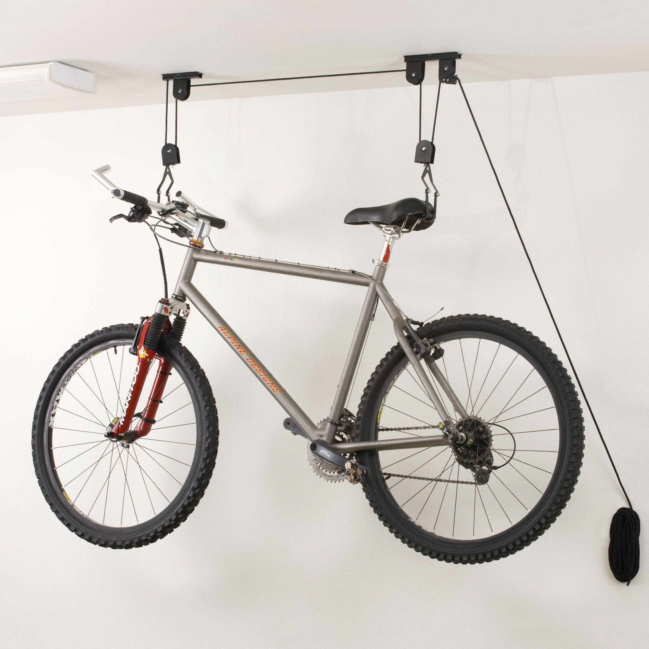 product ceiling swagman rack hang it ceilings en floor bike hanger to