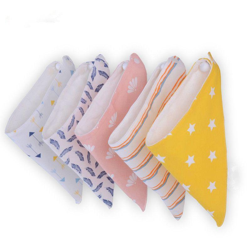 >> Click to Buy << 2 PCS/lot Baby Bib Waterproof Saliva Scarf Printing Design Baberos Bebes Feeding Baby Protect burp cloth baby lunch bib #Affiliate