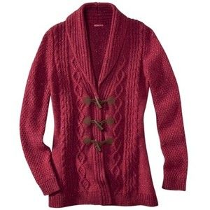 Merona Women's Nep Shawl Collar Cardigan Sweater. | Cardigans ...