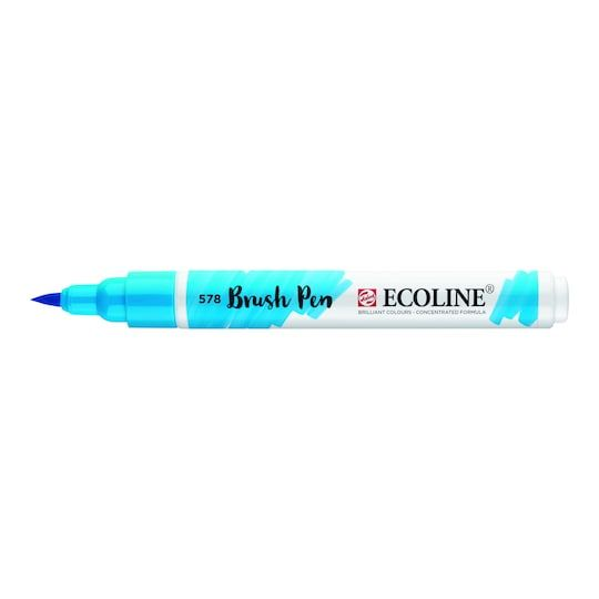 Ecoline Liquid Watercolour Brush Pen By Royal Talens In 578 Sky