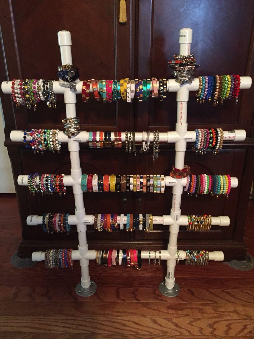 Storage Ideas Diy Jewelry Holder Jewellery Storage Diy