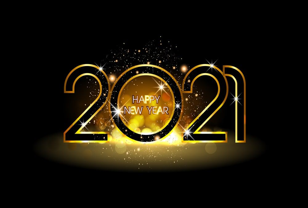 Free Stock Happy New Year 2021 Wallpapers in 2020 Happy