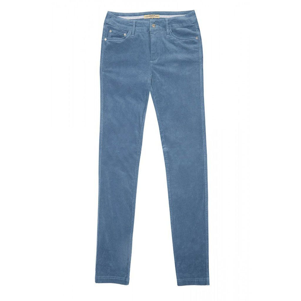 305373869ad60 Honeysuckle Ladies Pincord Pant in Denim Blue by Dubarry of Ireland ...