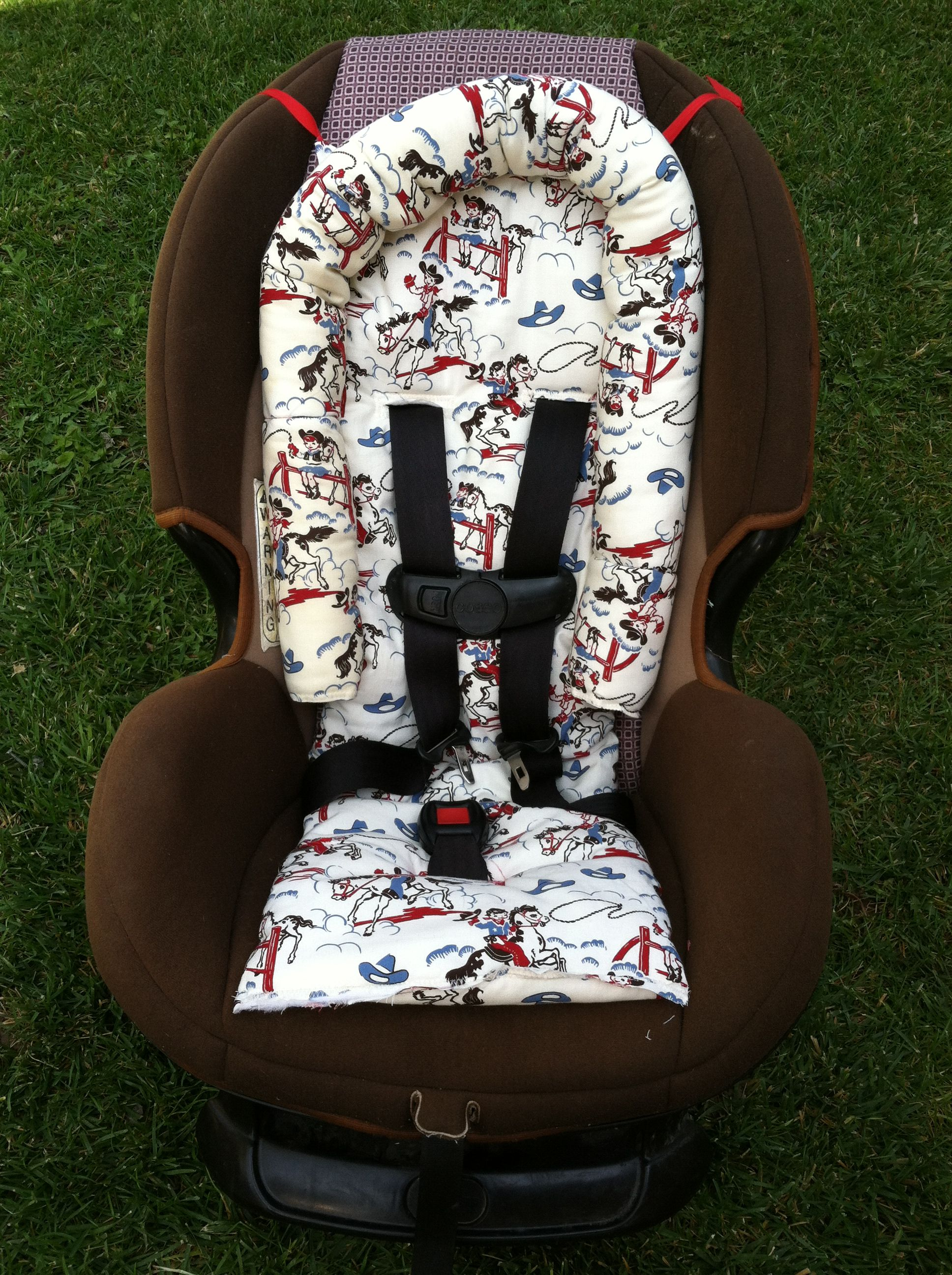 Upcycled an old crib bumper. | Diy baby stuff, Baby sewing ...