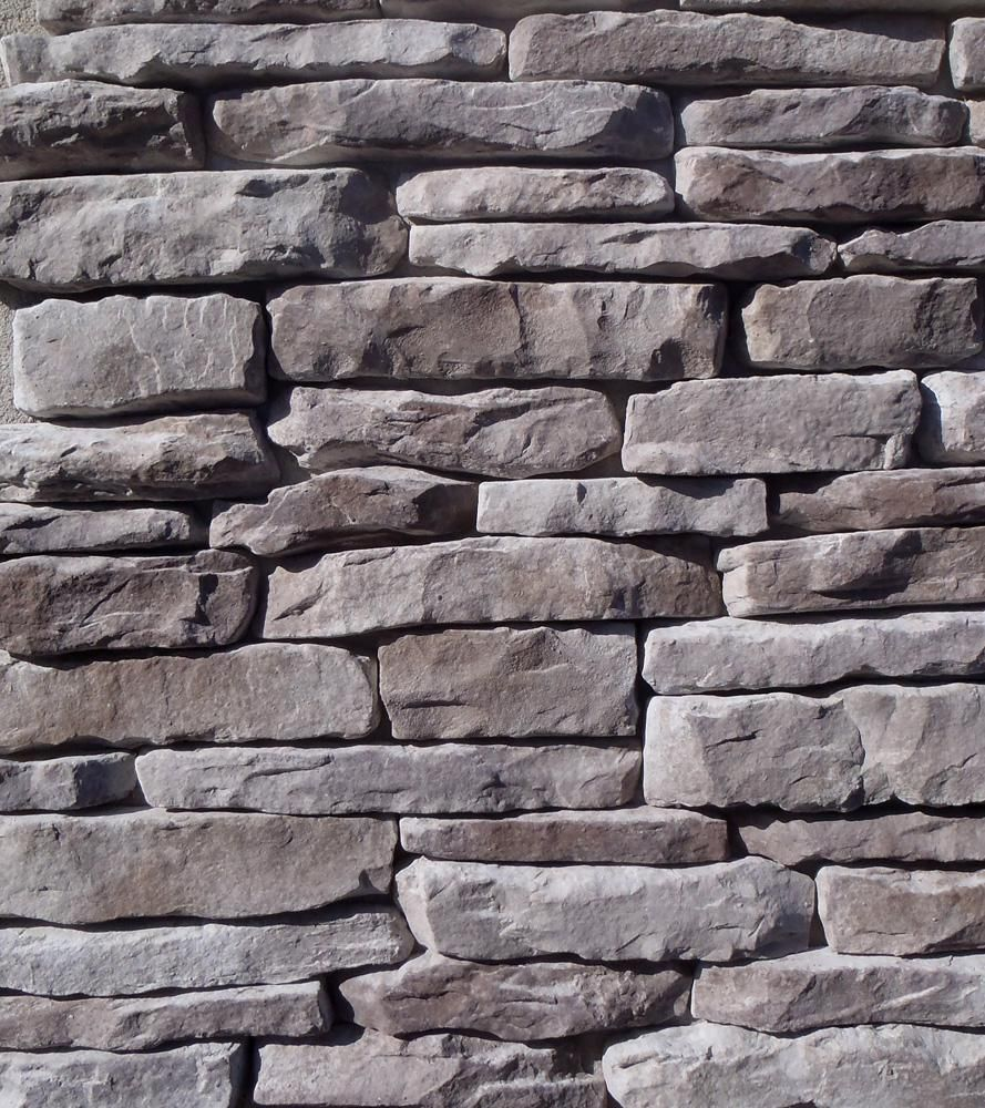 BuildDirect: Manufactured Stone Veneer Manufactured Stone Veneer   Quik Stack Collection   Granite