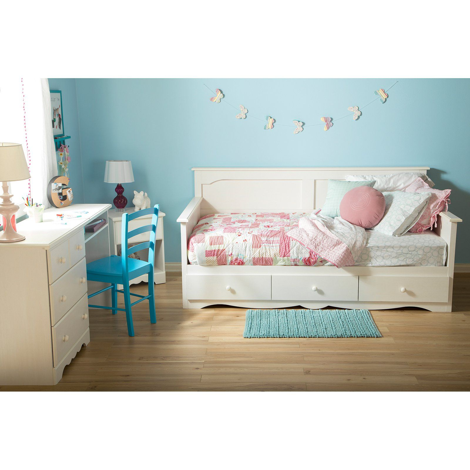 - Home Daybed With Storage, Twin Daybed With Storage, Kids Bedroom