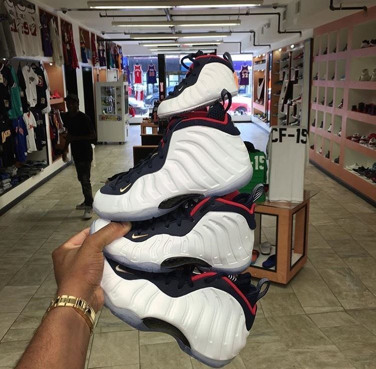 nike foamposite one usa