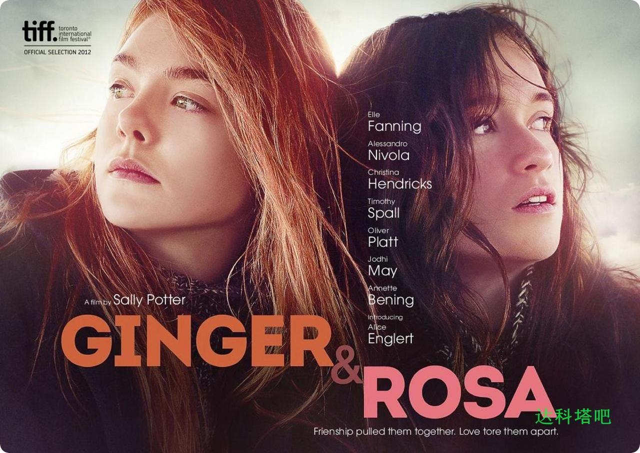 ELLE FANNING GINGER ROSA PHOTOS | Elle Fanning blogspot ♥: Elle Fanning Ginger and Rosa flyers