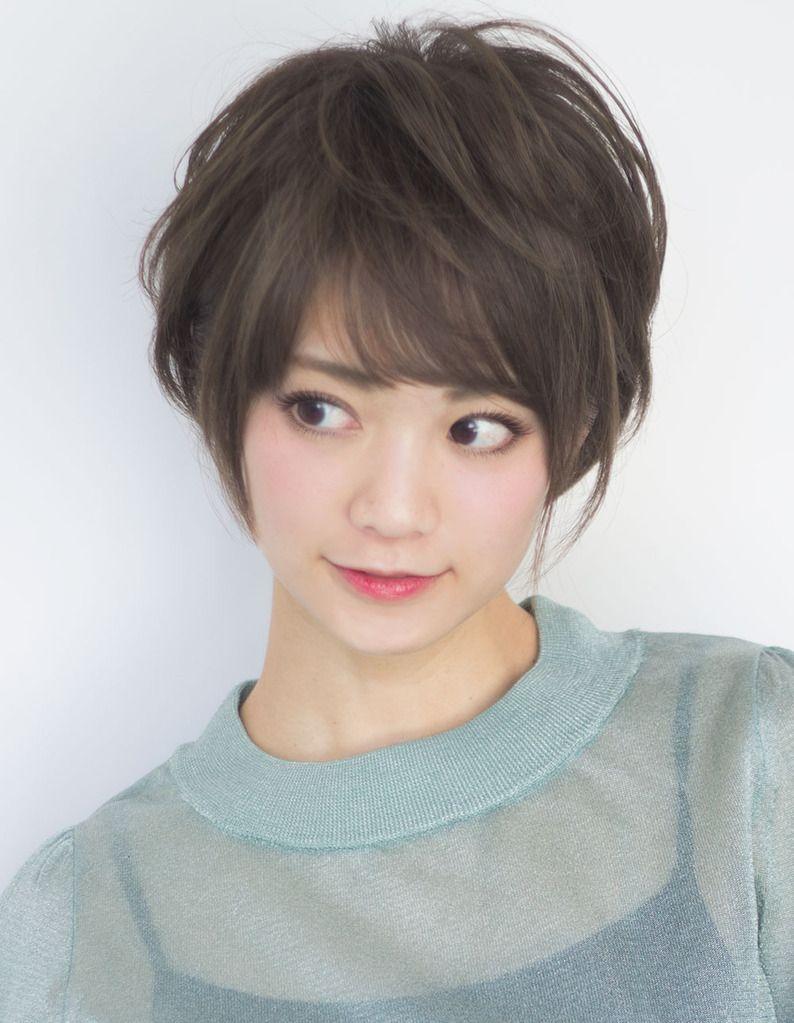 2019 年の「大人向けショートパーマ(TU-391) | ヘアカタログ・髪型 ...