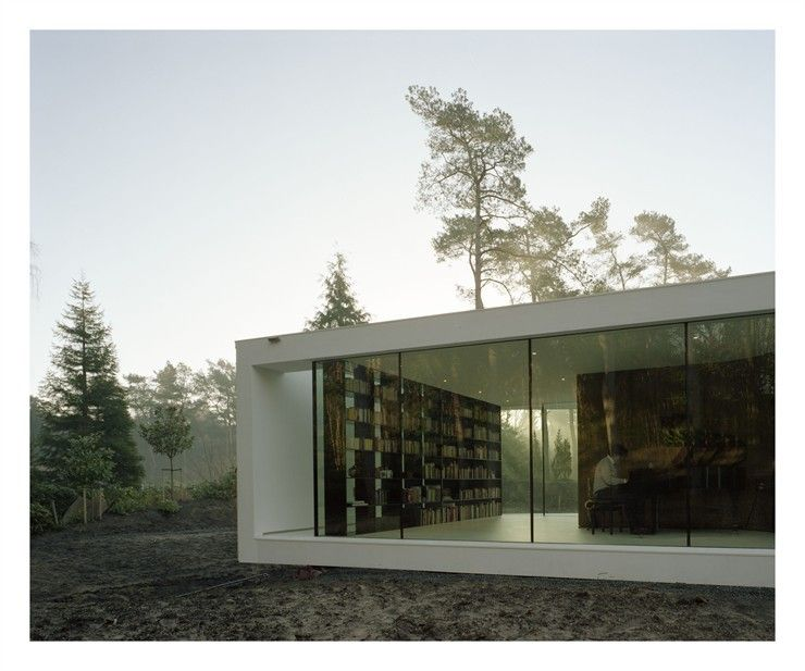 Villa 1, EDE / Netherlands, Principal Architect, Powerhouse Company
