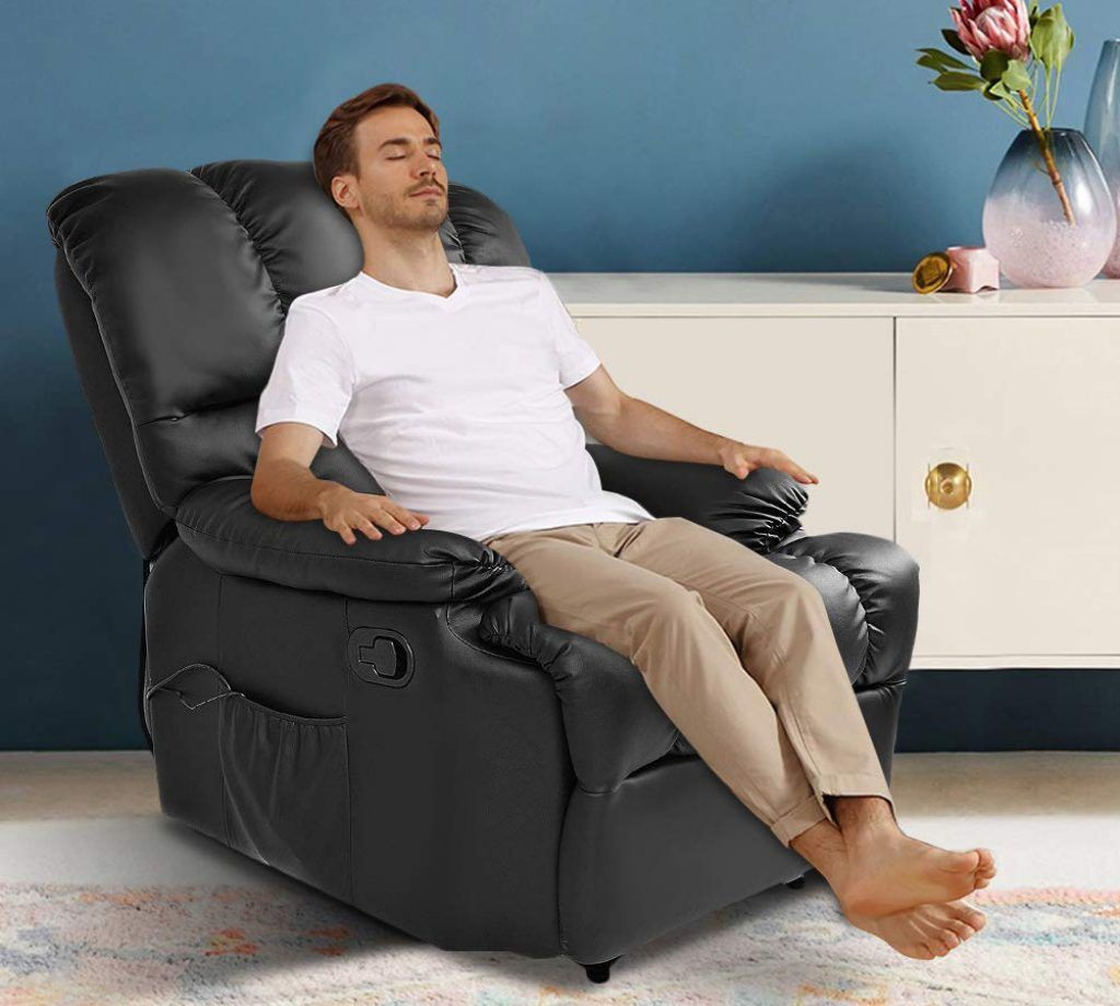 The 20 Best Recliners For Sleeping 2020 Reclinershunt Com In 2020 Recliner Best Recliner Chair Leather Recliner