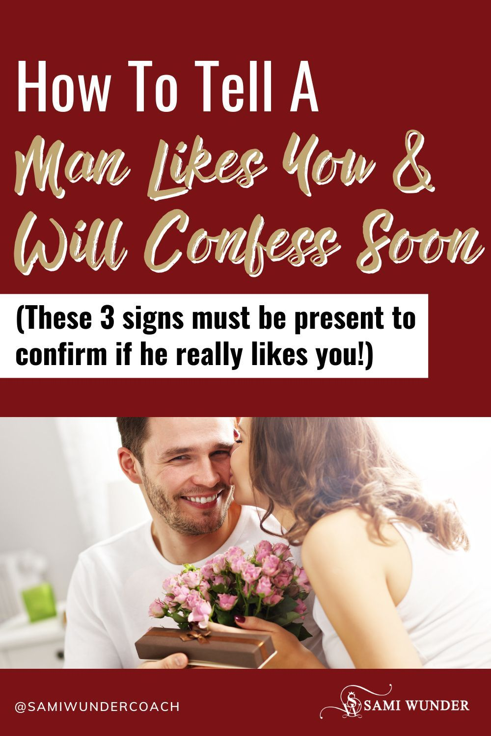 How To Tell A Man Likes You - 3 Sure Signs   Diva Dating