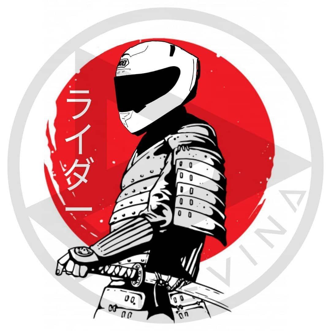 Devina Design On Instagram Samurai Rider Butuh Jasa Edit Foto Atau Mau Buat Kaos Komunitas Yuk Gunakan Jasa Kami Samurai Seni Jepang Inspirasi Desain Grafis