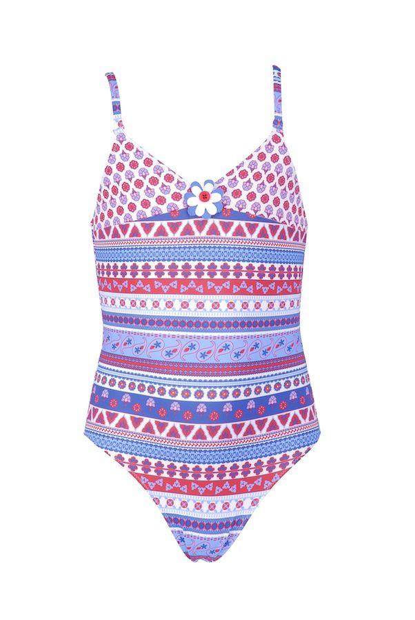 d9592c2c7c0e18 Bora Bora badpak voor meisje Norina   #BoraBora swimsuit for girls Norina # swimsuit #swimwear #girls #badpak #meisje #badkleding #kinderen