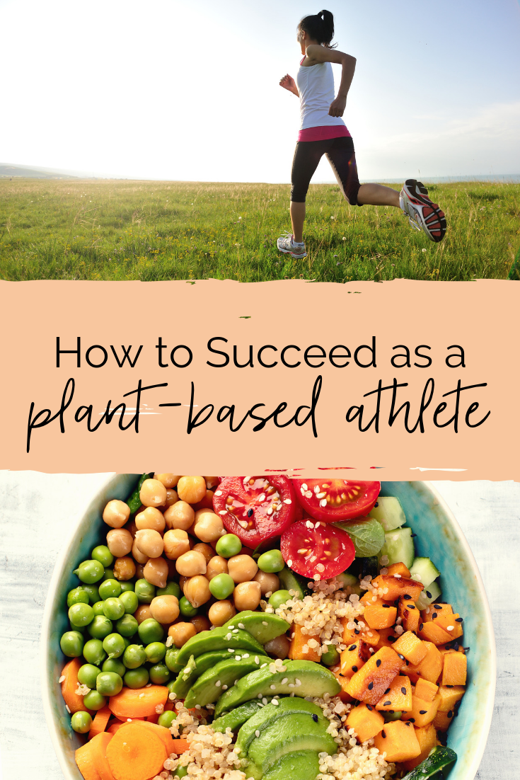 Did You Know That Eating Plant Based Can Give You A Competitive Edge Follow These Strategies From Vegan Registe Athlete Food Vegetarian Athletes Athletes Diet