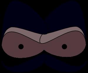 Angry Cartoon Eyes Clip Art Vector Clip Art Online Royalty Free Public Domain Scary Eyes Eyes Clipart Clip Art