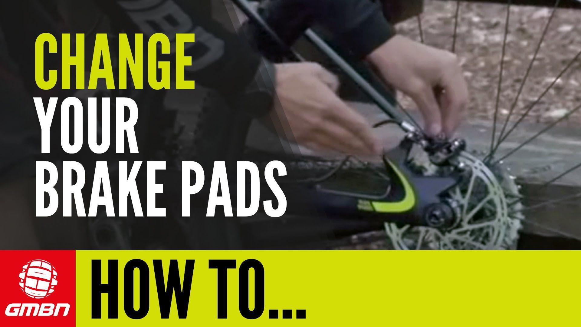 How To Change Mountain Bike Disc Brake Pads Trailside