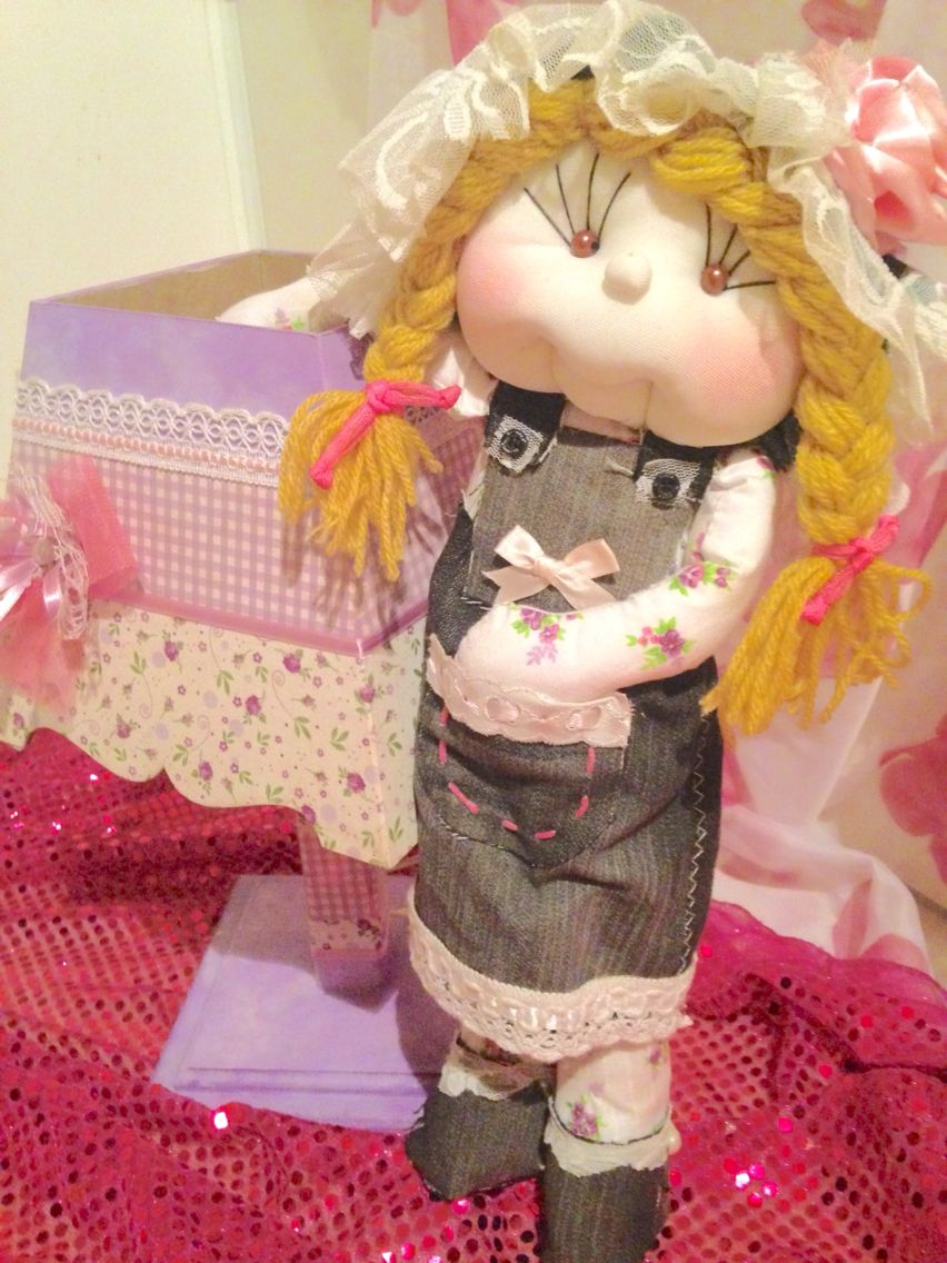 Muñeca soft + velador