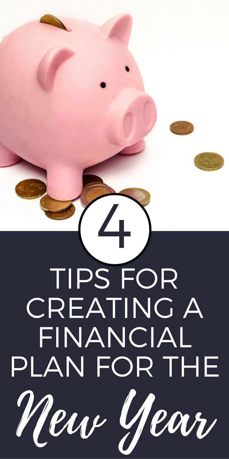 creating a financial plan for the new year financial goals create