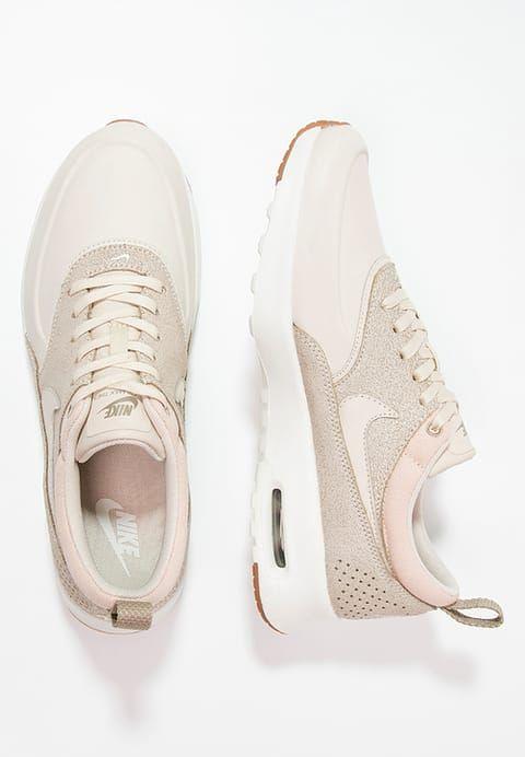 Nike Sportswear AIR MAX THEA PREMIUM Sneaker low oatmeal
