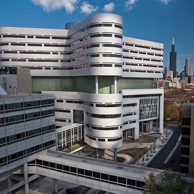 Rush hospital chicago il   Rush University Medical Center of