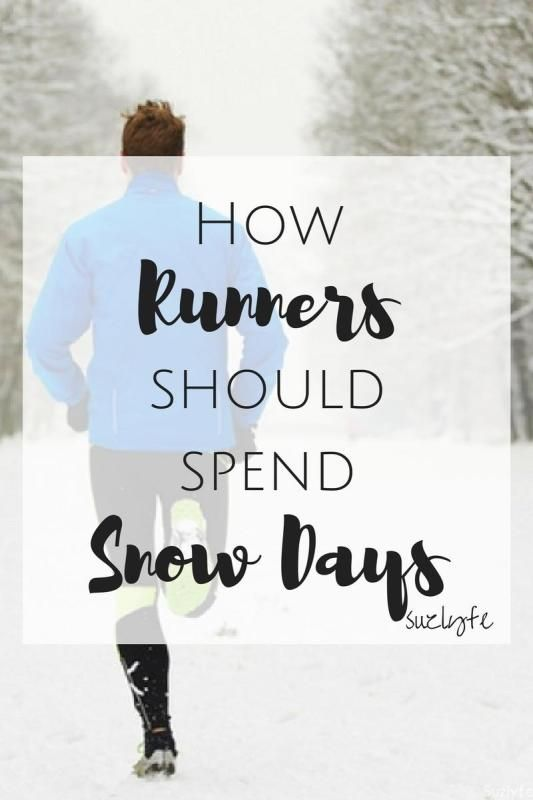 How do you adjust your training and what activities help to make the most of an unexpected snow day? Find out and join Running Coaches Corner! @suzlyfe http://suzlyfe.com/snow-day-runners-coaches-corner-54