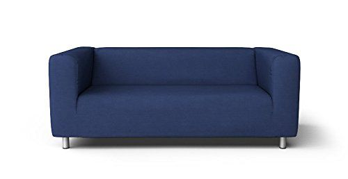 Comfort Works Klippan 2 Seater Sofa Cover Navy Blue Ikea Sofa Bed Cover 2 Seater Sofa Klippan