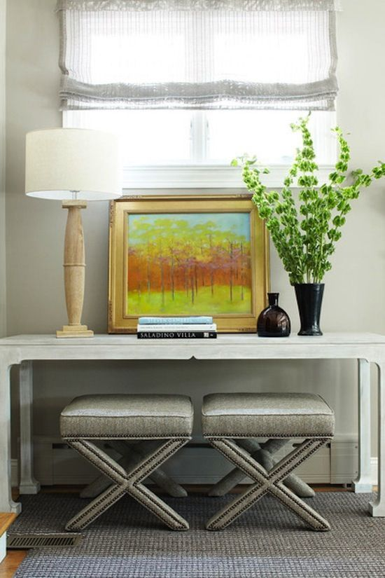 Console and x benches | Details | Pinterest | Consoles, Bench and ...