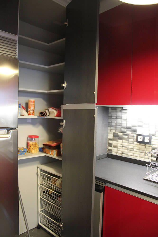 cocinas Diseño de cocinas en Aranjuez lugo burdeos con pekin ceniza ...