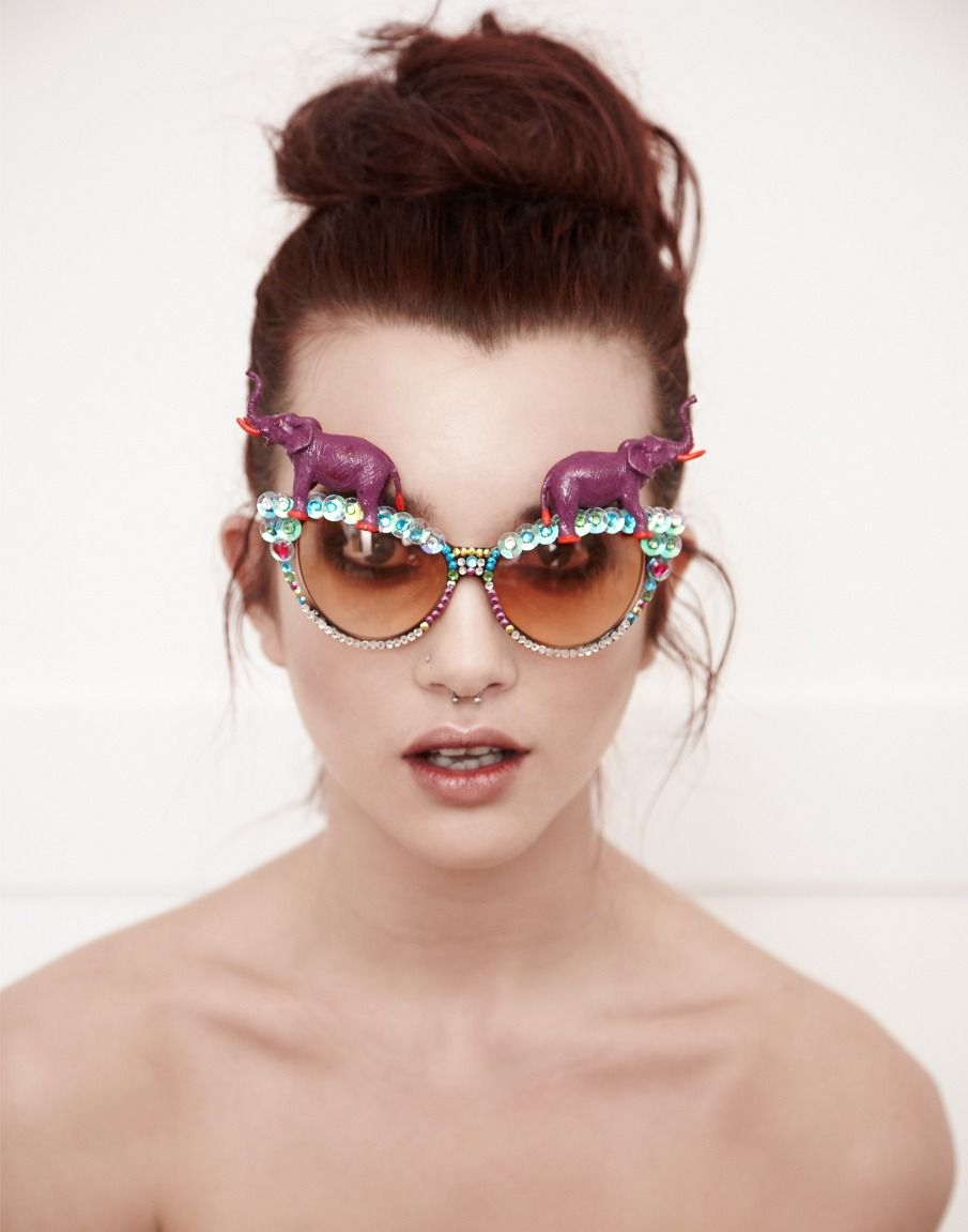 Fashion Weird Sunglasses 10