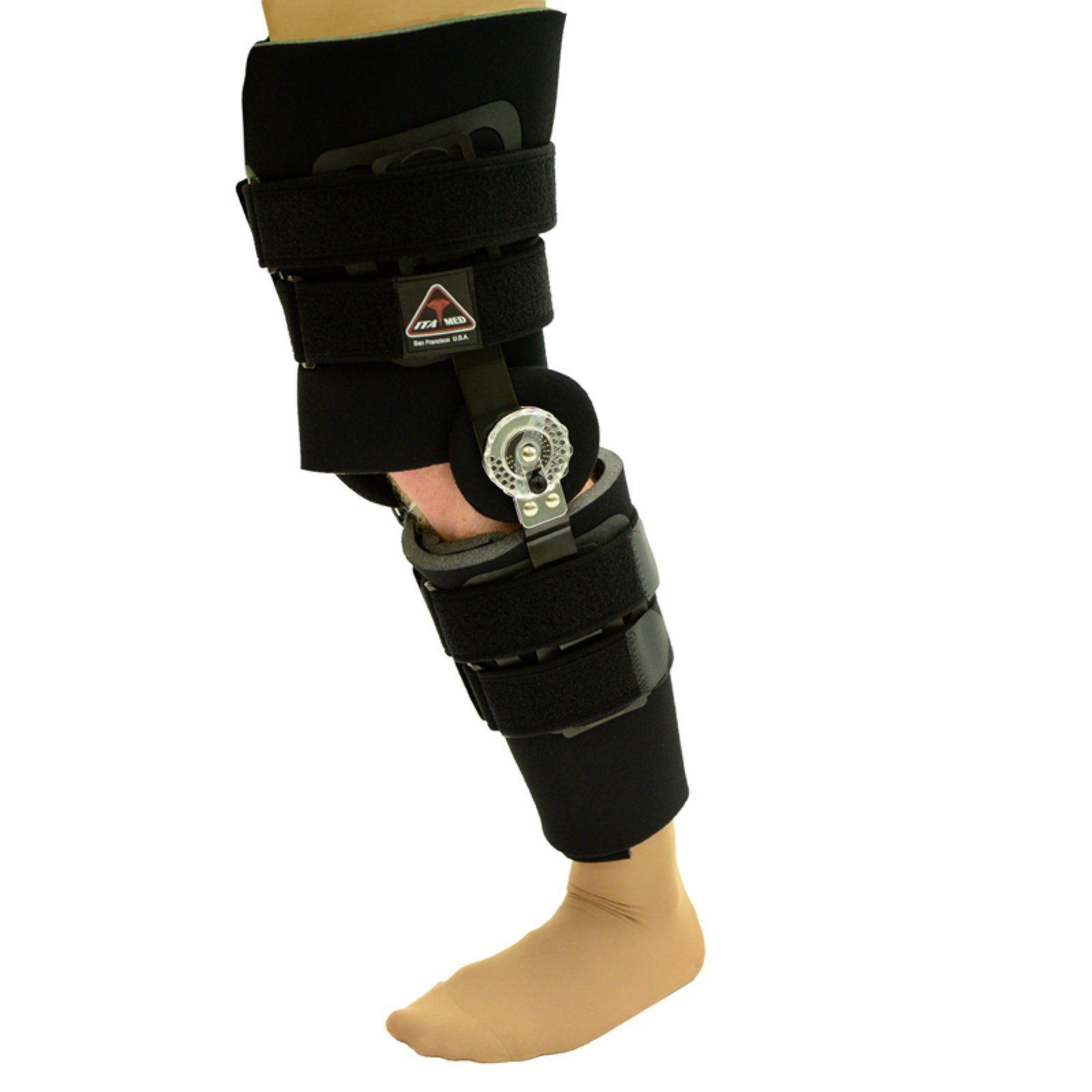 54ca0fff63 ITA-MED Range of Motion Post Operative Knee Brace | Products in 2019 ...