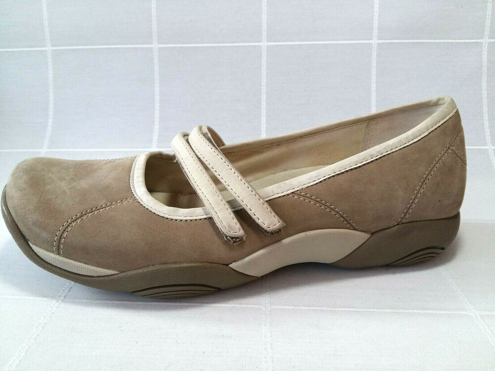 cae61d1e229 Womens Shoes Clarks Springers Beige Suede nubuck leather Size 6 ...