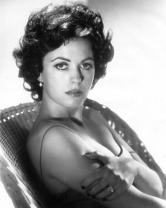 Faith Domergue Born As Faith Marie Domergue In New Orleans -5637