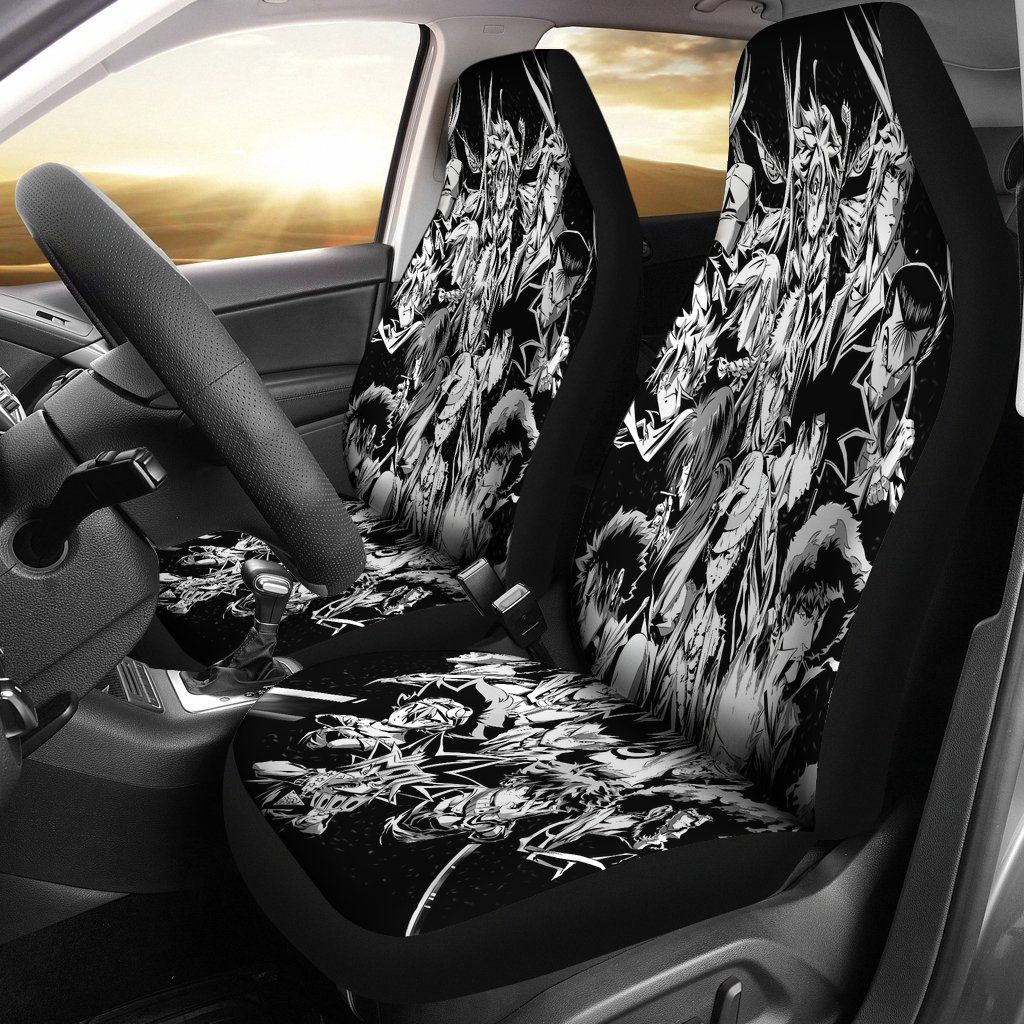 Anime 2021 car seat covers amazing best gift idea